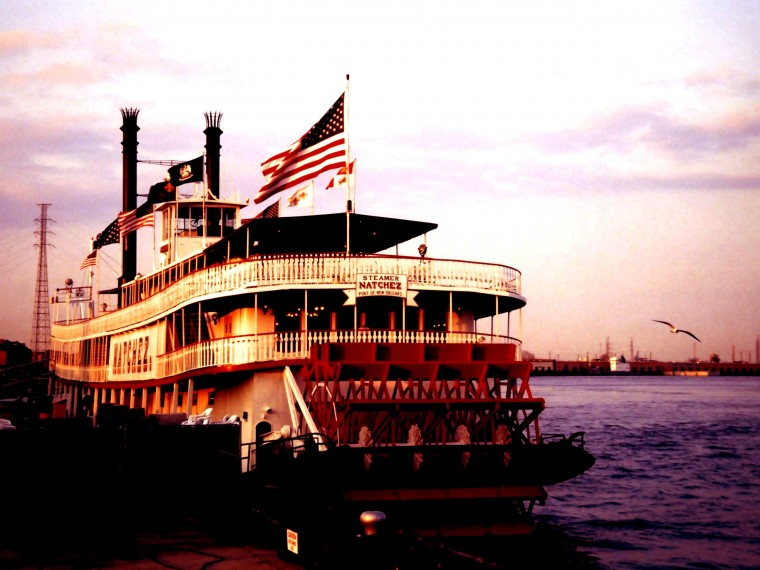 Paddle Steamer Wallpapers