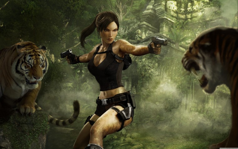 Tomb Raider: Underworld HD Wallpapers