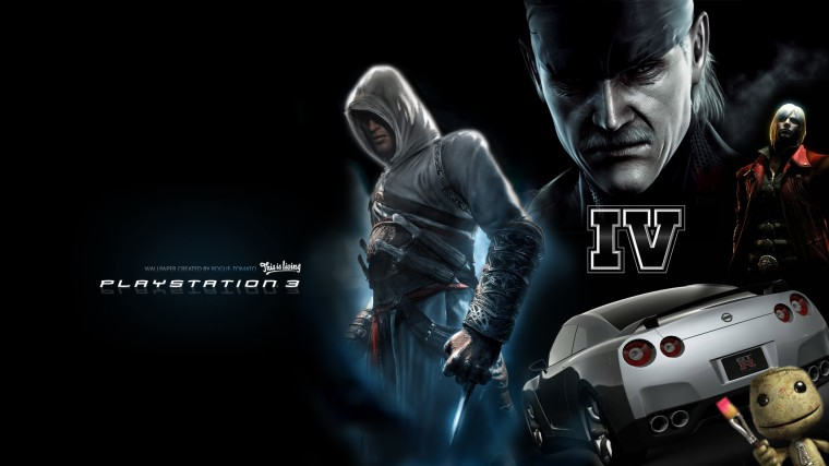 Playstation 3 HD Wallpapers