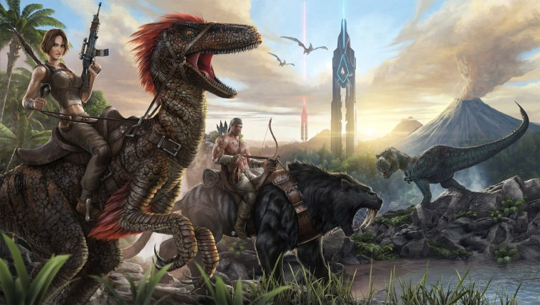 ARK: Survival Evolved HD Wallpapers