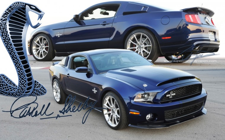 Ford Mustang Shelby Cobra GT 500 Wallpapers