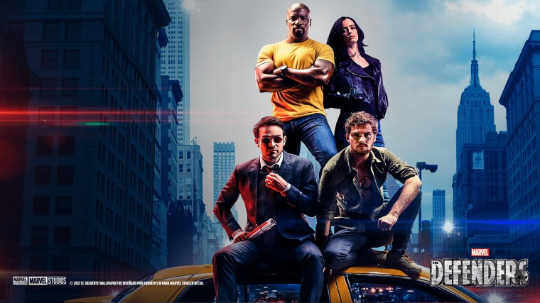 The Defenders Wallpapers
