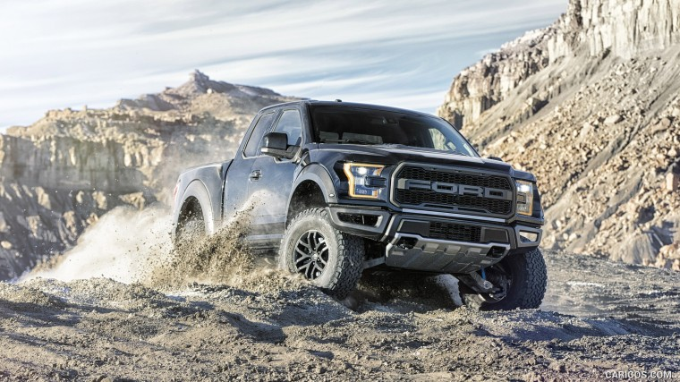 Ford Raptor Phase 2 Wallpapers