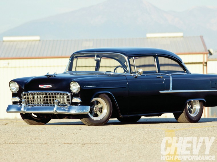 Chevrolet 210 Wallpapers