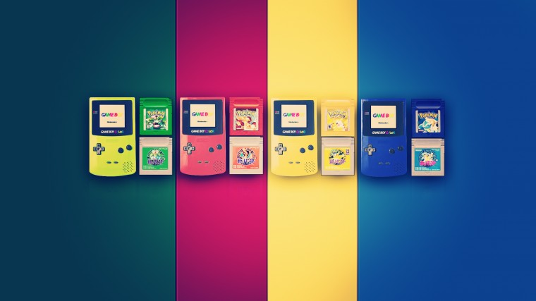 Game Boy HD Wallpapers