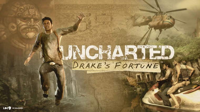Uncharted: Drake's Fortune HD Wallpapers