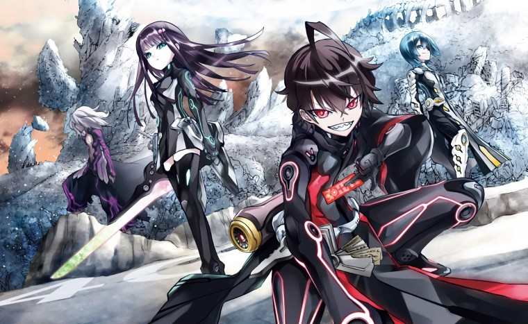 Twin Star Exorcists Wallpapers