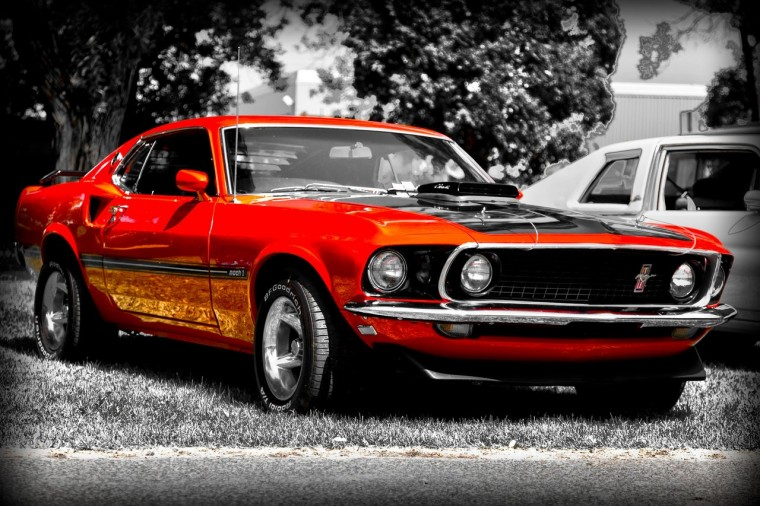 Ford Mustang Mach 1 Wallpapers
