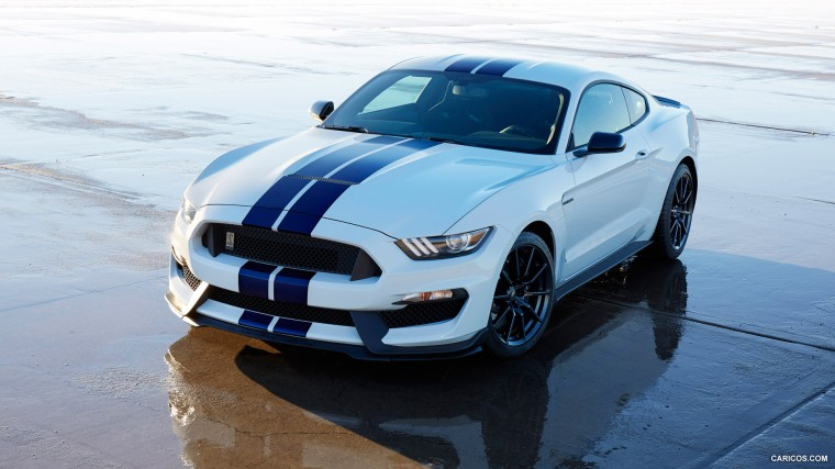 Shelby Mustang GT 350 Wallpapers
