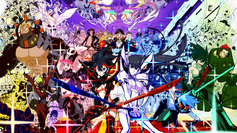 Kill La Kill Wallpapers