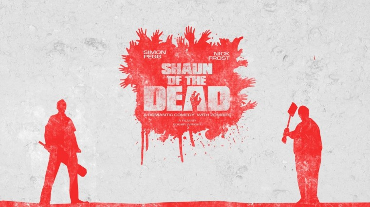 Shaun Of The Dead Wallpapers