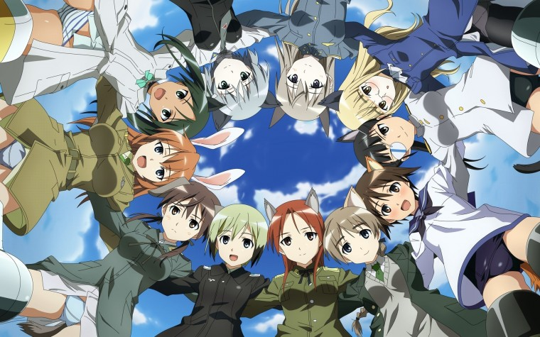 Strike Witches Wallpapers