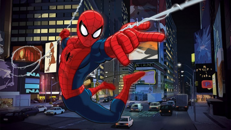 Ultimate Spider-Man Wallpapers