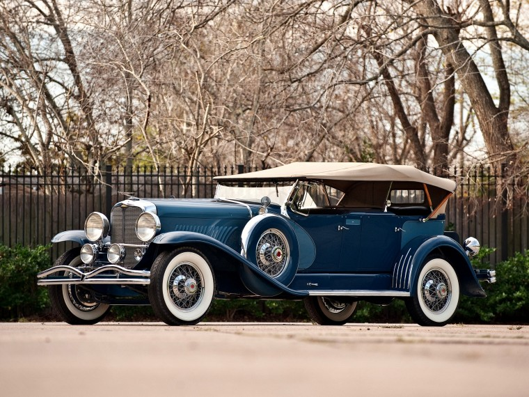 Duesenberg Model J Sport Sedan Wallpapers