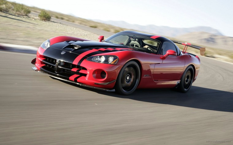 Dodge Viper SRT-10 Wallpapers