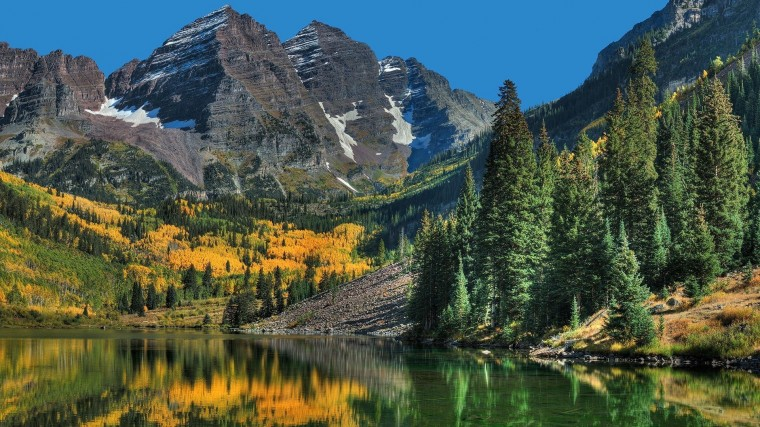 Maroon Bells Wallpapers