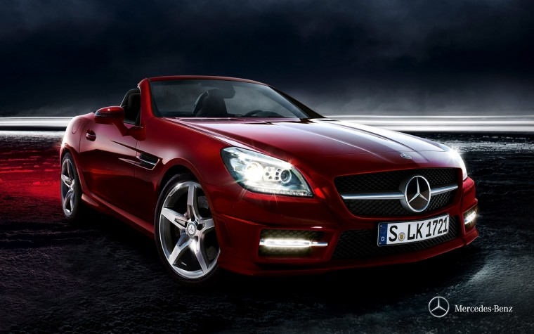 Mercedes-Benz SL-Class Wallpapers