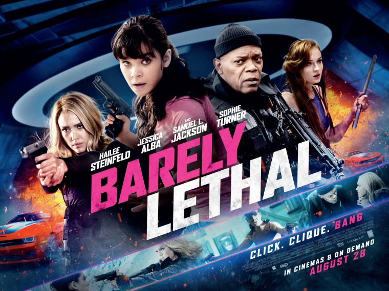 Barely Lethal Wallpapers