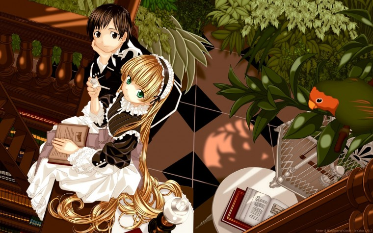Gosick Wallpapers