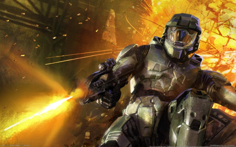 Halo 2 HD Wallpapers