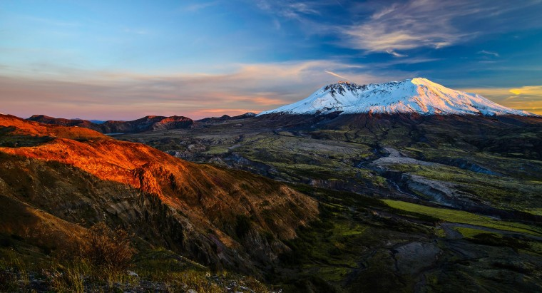 Mount St. Helens Wallpapers