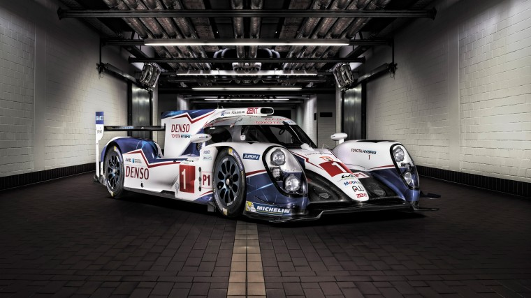 Toyota TS040 Hybrid Wallpapers