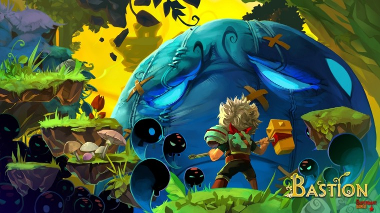 Bastion HD Wallpapers