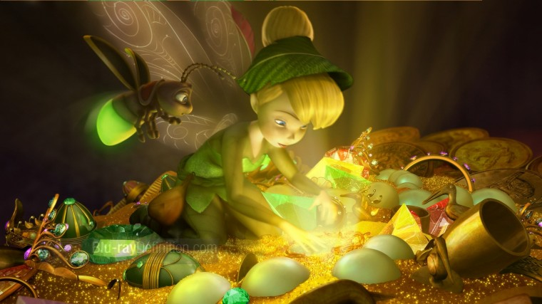 Tinker Bell and the Lost Treasure Wallpapers