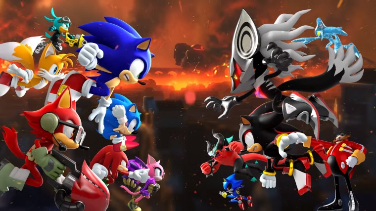 Sonic Forces HD Wallpapers