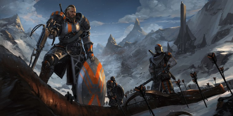 Endless Legend HD Wallpapers