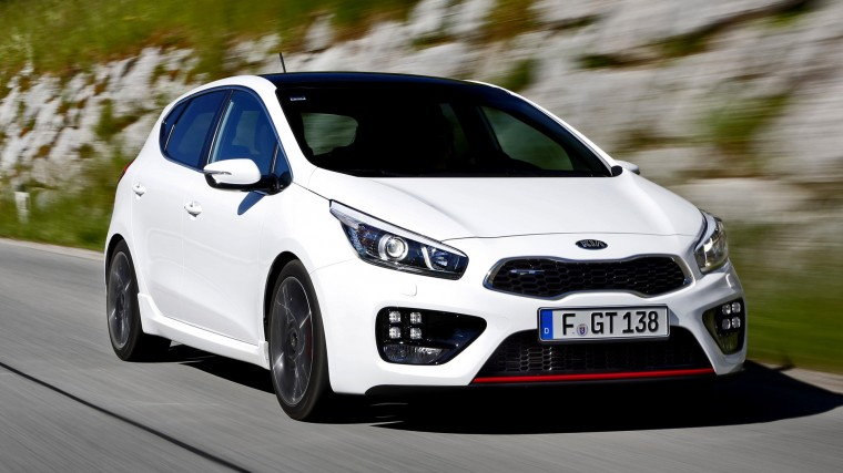 Kia Cee'd Wallpapers