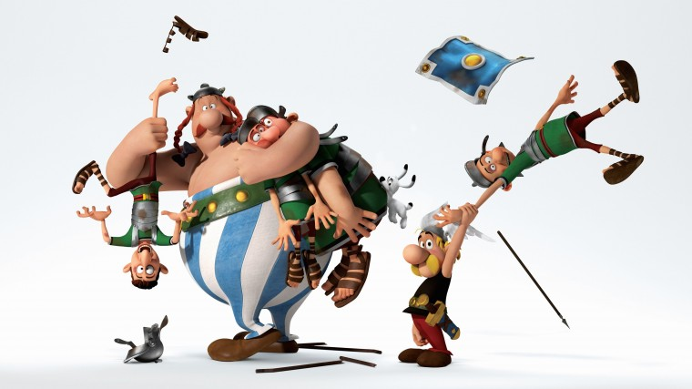 Asterix: The Land of the Gods Wallpapers