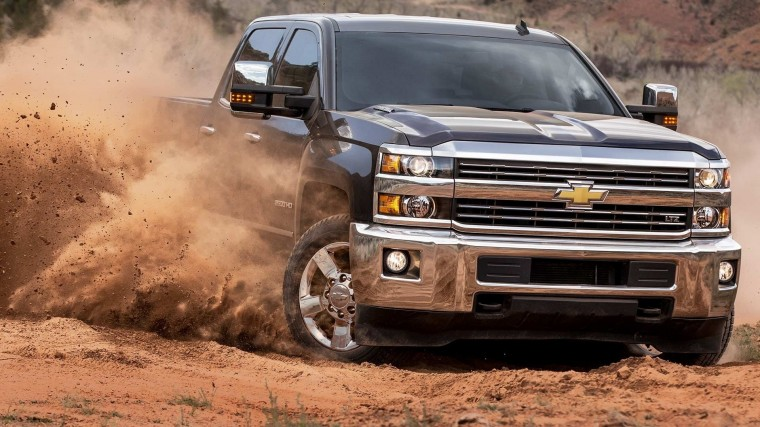 Chevrolet Silverado Wallpapers