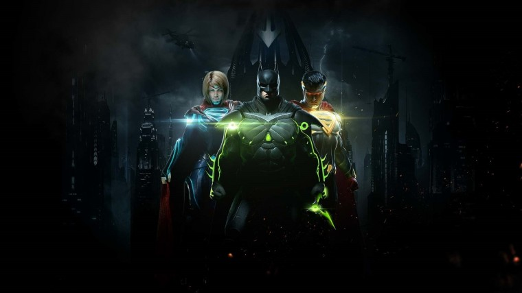 Injustice 2 HD Wallpapers