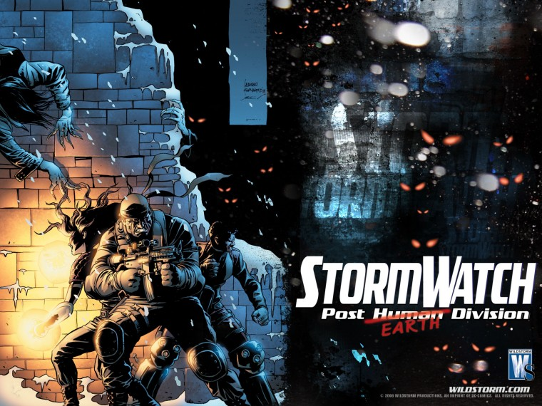 Stormwatch Wallpapers