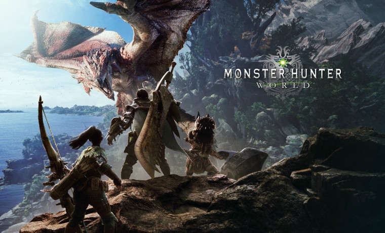 Monster Hunter: World HD Wallpapers
