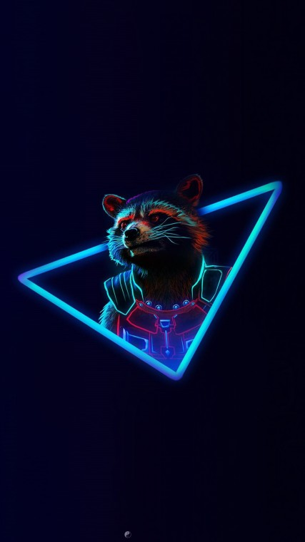 Rocket Raccoon Wallpapers