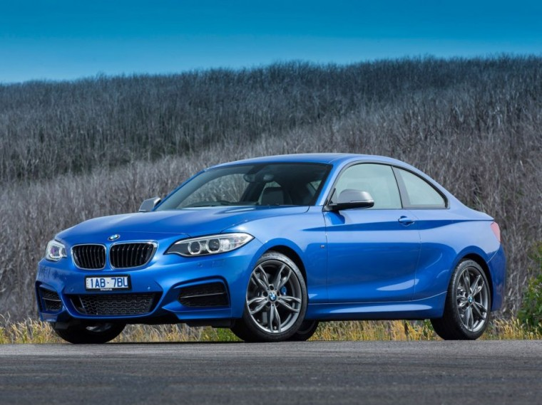 BMW M235i Coupe Wallpapers
