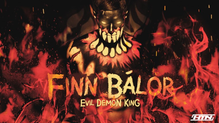 Finn Balor Wallpapers