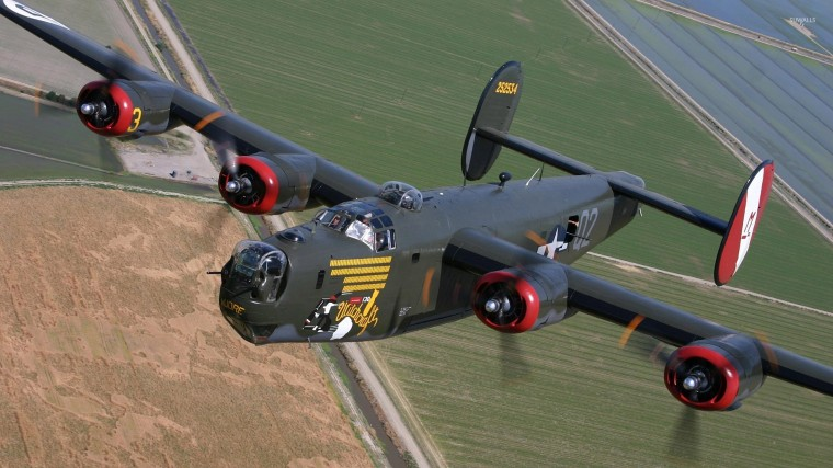 Consolidated B-24 Liberator Wallpapers