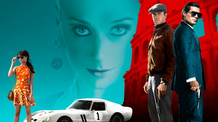 The Man from U.N.C.L.E. Wallpapers