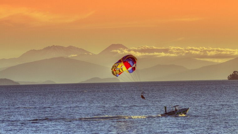 Parasailing Wallpapers
