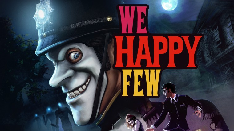 We Happy Few HD Wallpapers