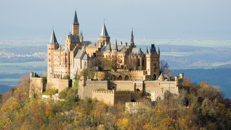 Hohenzollern Castle Wallpapers