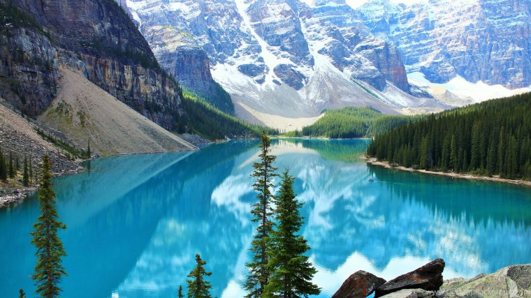 Moraine Lake Wallpapers