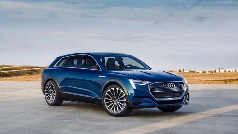 Audi E-tron Quattro Wallpapers