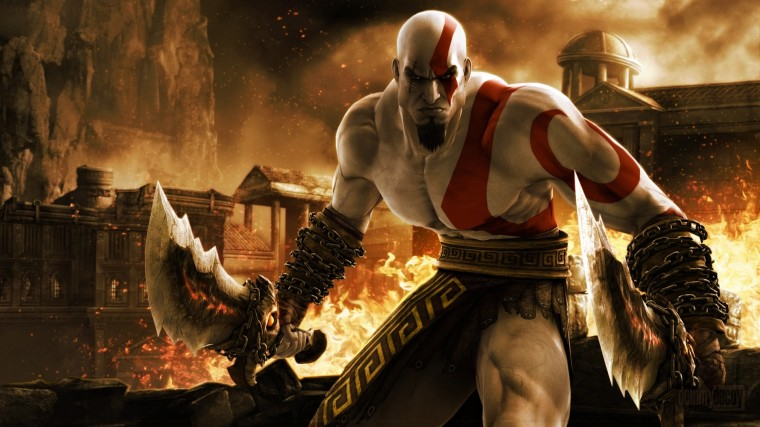 God Of War II HD Wallpapers