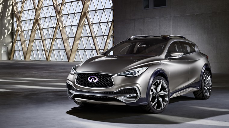 Infiniti Q30 Wallpapers