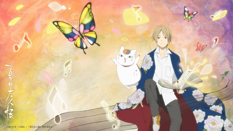Natsume's Book of Friends Wallpapers