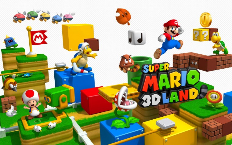 Super Mario 3D Land HD Wallpapers
